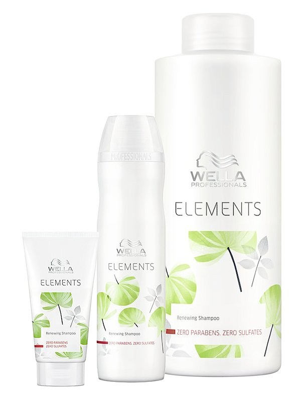wella elements shampoo. Black Bedroom Furniture Sets. Home Design Ideas