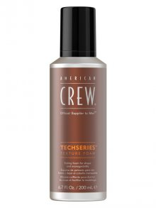 American Crew§Techseries Texture Foam 200ml