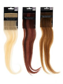 Balmain Tape Extensions + Clip Application Human-Hair...