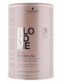 Schwarzkopf§Blondme Bond Enforcing Premium Lightener 9+ 450g