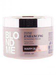 Schwarzkopf§Blondme Tone Enhancing Bonding Mask Warm...
