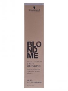 Schwarzkopf Blondme Bond Enforcing White Blending