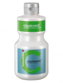 Goldwell Colorance Express Toning Lotion 1 Liter