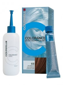 Goldwell Colorance PH 6,8 Intensivtönung Set 6B goldbraun