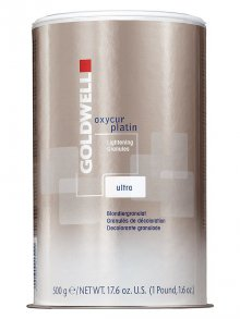 Goldwell§Oxycur Platin ultra Blondiergranulat 500g