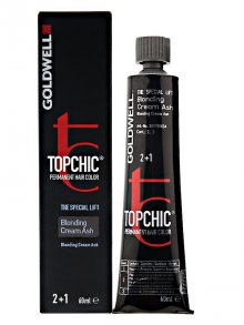Goldwell Topchic Hair Color Blonding Cream Asch