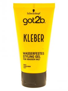 Got2b§Kleber wasserfest Styling Gel 150ml
