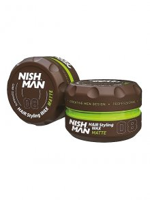 Nish Man Hair Styling Wax 150ml