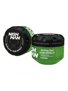Nish Man Styling Gel 300ml