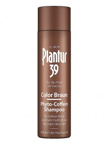 Plantur39 Phyto-Coffein-Shampoo Color Braun 250ml