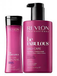 Revlon§be Fabulous Normal/Thick Hair Cream Conditioner