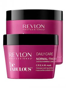 Revlon§be Fabulous Normal/Thick Hair Cream Mask