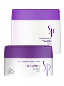 System Professional§Volumize Mask