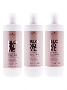 Schwarzkopf Blondme Premium Oil Developer