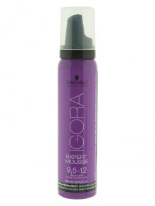 Schwarzkopf Igora Expert Mousse Coloration 100ml