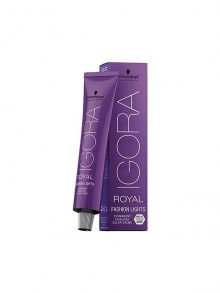 Schwarzkopf Igora Royal Fashion Lights Haarfarbe 60ml L-49 beige violette
