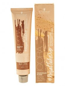 Schwarzkopf Igora Royal Take Over Disheveled Nudes 60ml 9-481 extra hellblond beige rot cendré