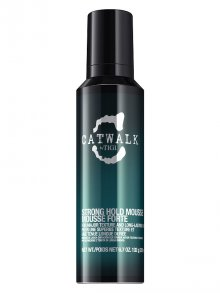 Tigi§Catwalk Strong Hold Mousse 200ml