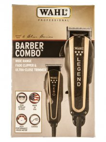 Wahl§Barber Combo Legend Maschine & Hero Trimmer