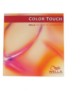 Wella Color Touch Farbkarte