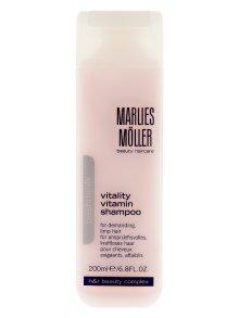 Marlies Möller Vitality Vitamin Shampoo 200ml