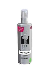 Final Net 125ml Haarspray Volumen