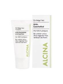 Alcina AHA-Gesichtsfluid 10% 50ml