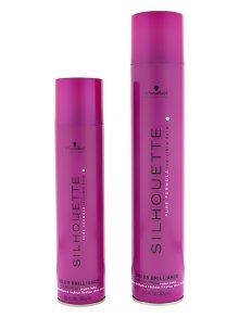 Silhouette Color Super Haarspray