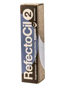 RefectoCil Wimpernfarbe 15ml 2 blauschwarz